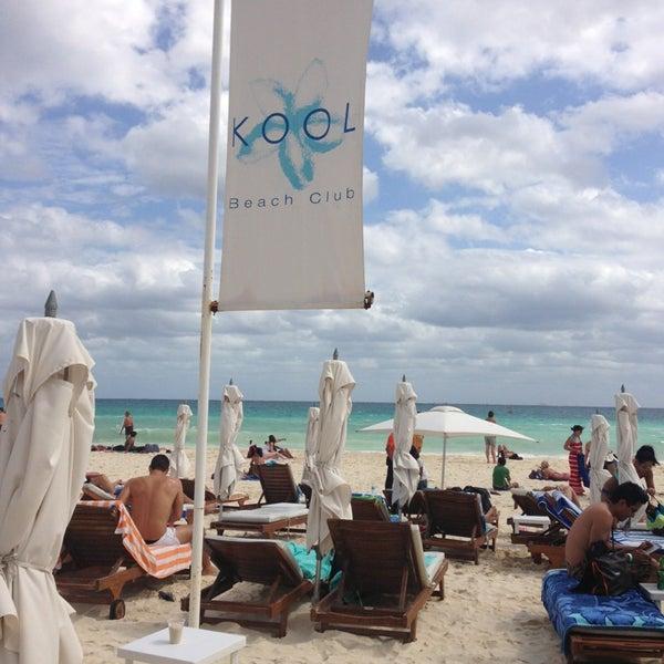 Foto tomada en Kool Beach Club por Polluela el 2/3/2013