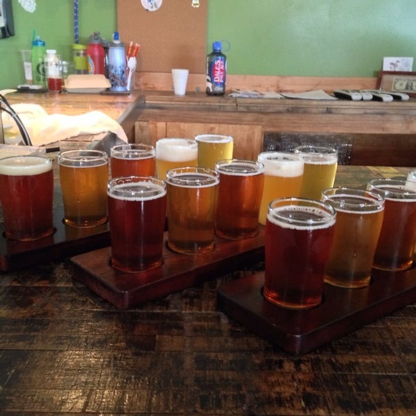 Photo taken at Joyride Brewing Company by S L. on 7/20/2014