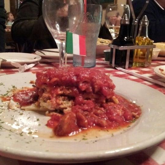 Photo taken at Spaghetti Warehouse by mrs. k on 12/23/2012
