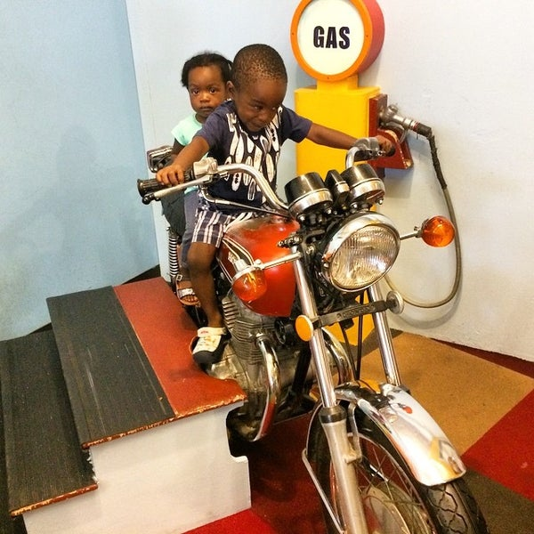 Photo taken at Long Island Children's Museum by Wayne F. on 8/2/2014