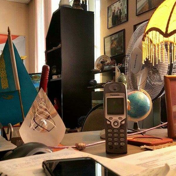 """Снимок сделан в ТОО """"Искандер"""" пользователем Виктор М. 8/31/2015"""