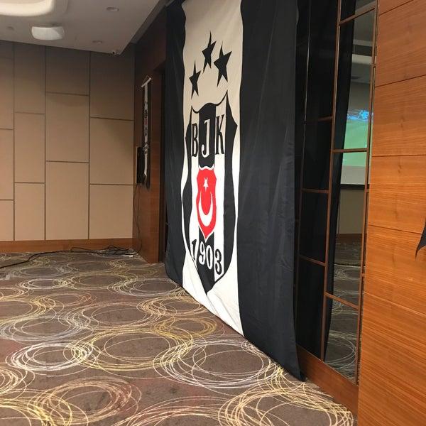 Снимок сделан в Anatolia Hotel пользователем Işık U. 11/8/2017