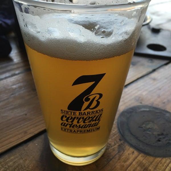 Foto tomada en Cervecería 7B por Alexis A. el 2/23/2016