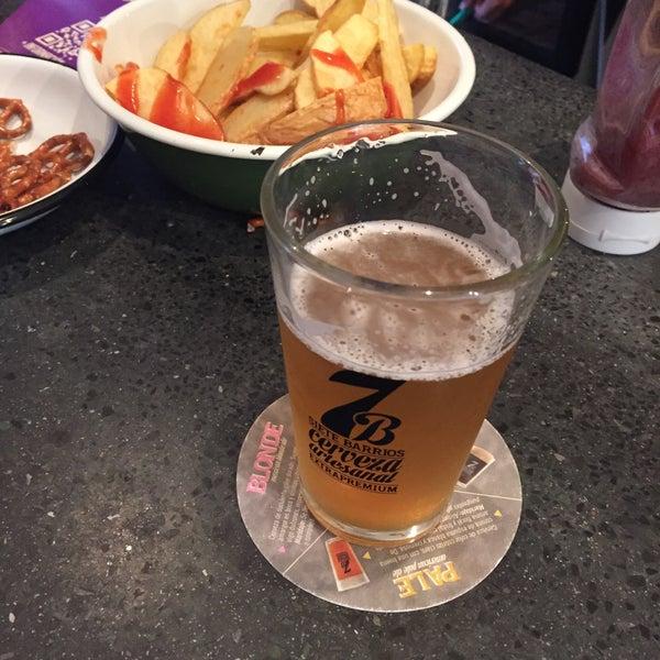 Foto tomada en Cervecería 7B por Alexis A. el 5/4/2016