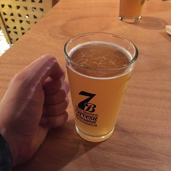 Foto tomada en Cervecería 7B por Alexis A. el 3/10/2016