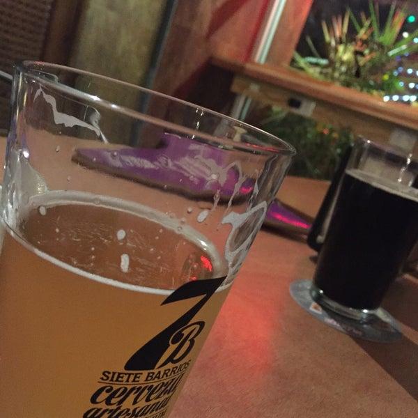 Foto tomada en Cervecería 7B por Alexis A. el 11/7/2015