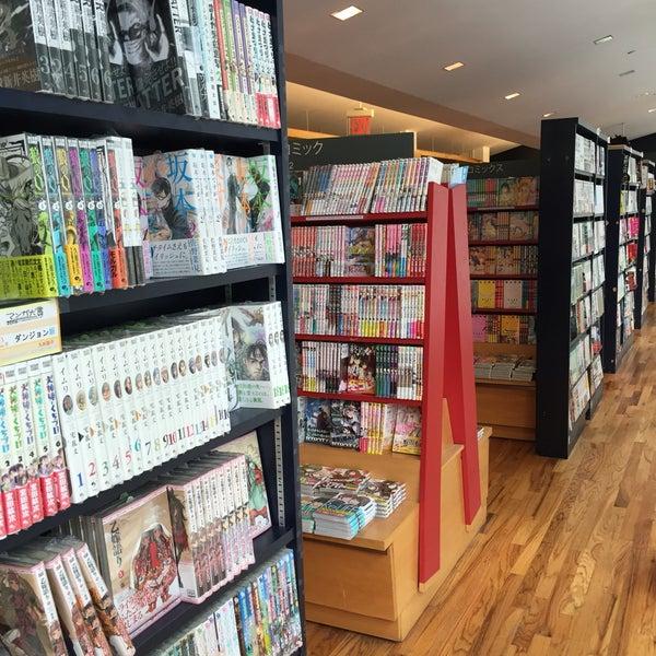รูปภาพถ่ายที่ Kinokuniya Bookstore โดย Ryan Y. เมื่อ 6/4/2016