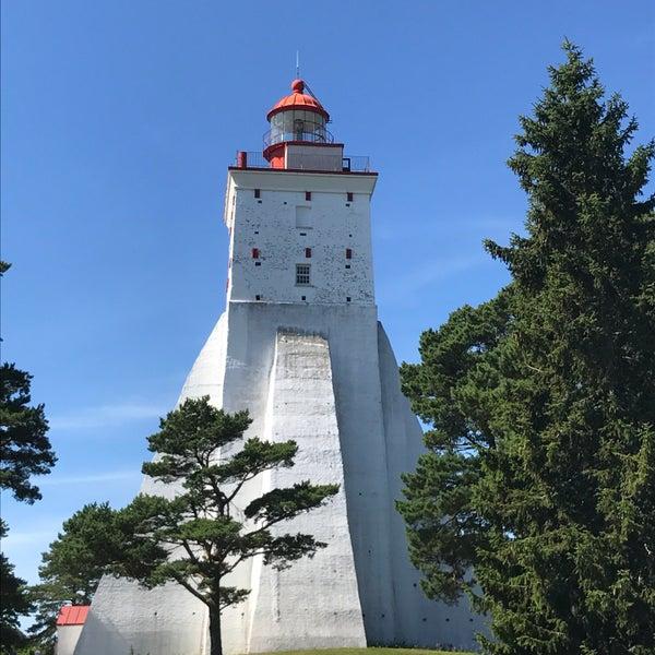 Photo taken at Kõpu tuletorn    Kõpu Lighthouse by Artntone -. on 7/26/2017