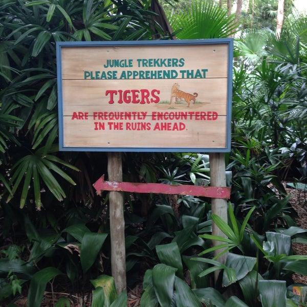 Photo taken at Maharajah Jungle Trek by Charissa F. on 12/9/2015