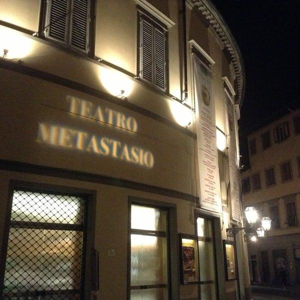 Foto diambil di Teatro Metastasio oleh Amina S. pada 3/16/2013