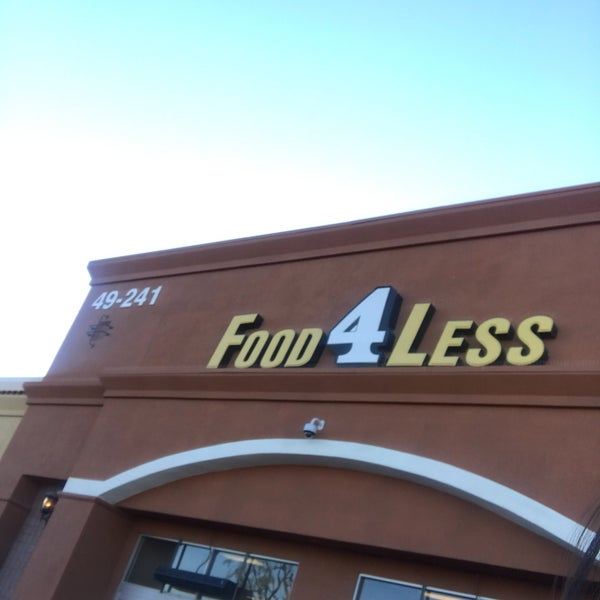 Cheapest Gas In San Diego >> Food 4 Less - Coachella, CA