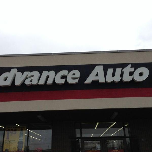Advance Auto Parts 2209 Niagara St