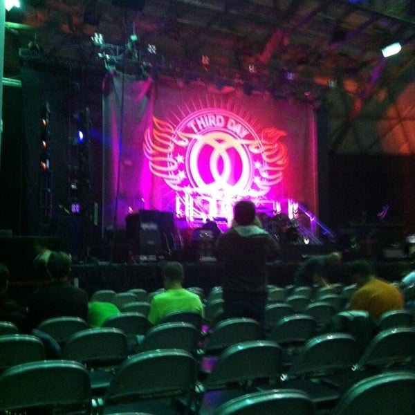Photo taken at Bell County Expo Center by James G. on 4/7/2013