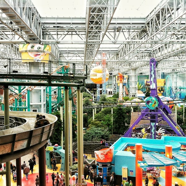 Photo taken at Mall of America by Emily S. on 1/28/2013
