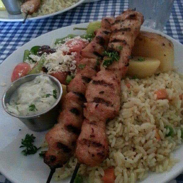 Good Greek Food In Vancouver