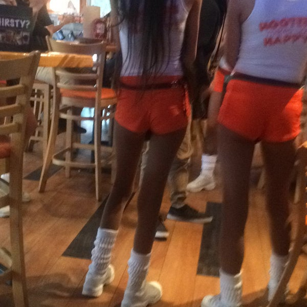 Photo taken at Hooters of Ontario by Jamie R. on 2/23/2015