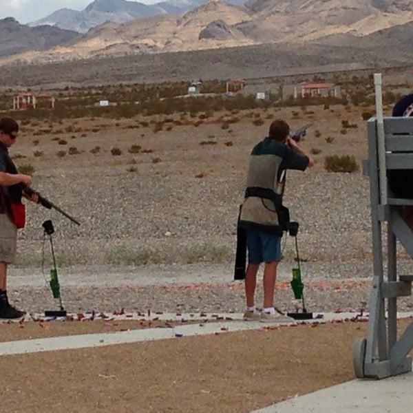 Colorado Shooting Park: Clark County Shooting Park