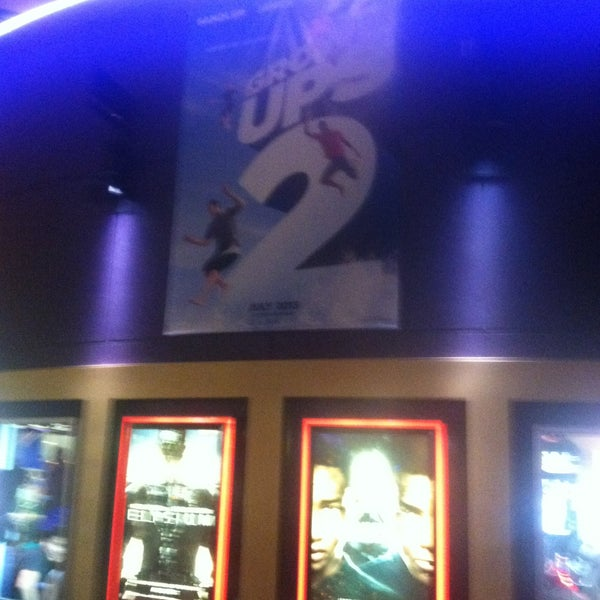 Photo taken at Harkins Theatres Tempe Marketplace 16 by Nicholas H. on 4/20/2013