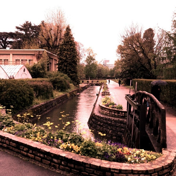 Jardin De L 39 Arquebuse Jard N Bot Nico En Dijon