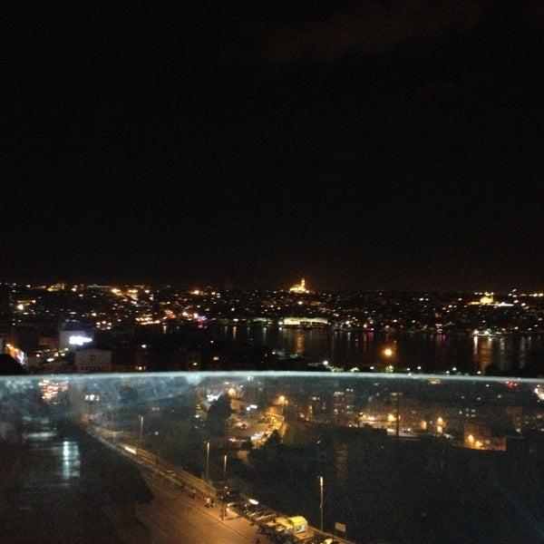 6/1/2013 tarihinde Nuri M.ziyaretçi tarafından Rixos Pera Istanbul'de çekilen fotoğraf