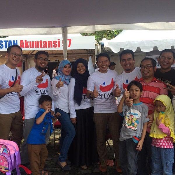Photo taken at Sekolah Tinggi Akuntansi Negara (STAN) by Uchien U. on 11/13/2016