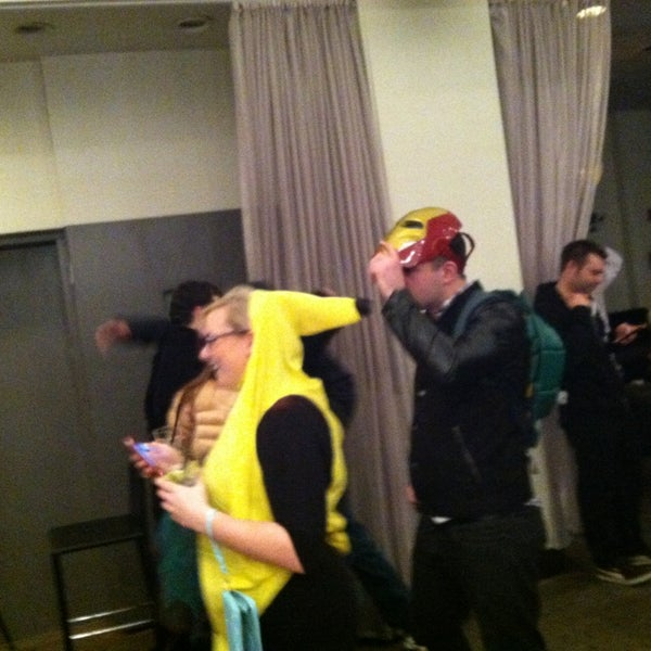 Photo taken at Jet Hotel & Lounge by Kevin R. on 2/14/2013
