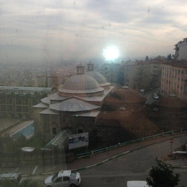 2/14/2013 tarihinde Gokhan C.ziyaretçi tarafından Anatolia Hotel'de çekilen fotoğraf