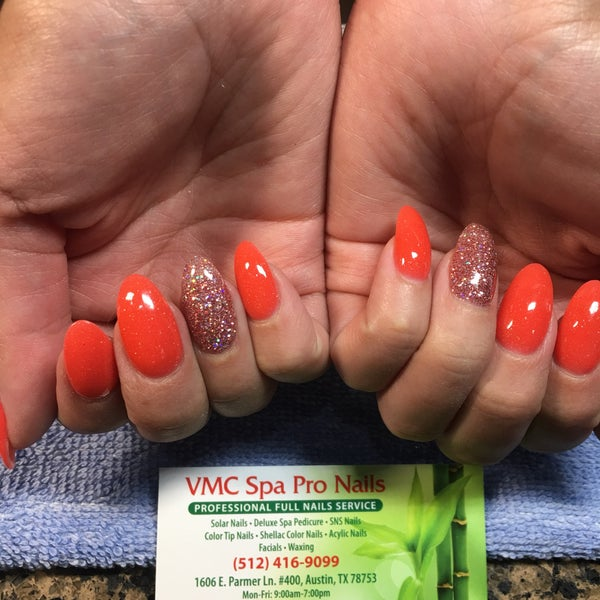 VMC Spa Pro Nails - Spa in Austin