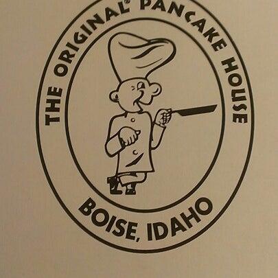 Foto tirada no(a) Original Pancake House por alter e. em 10/1/2012