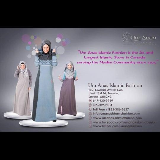 Om anas islamic fashion bookstore 9
