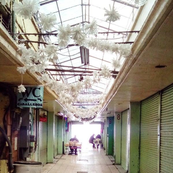 Foto diambil di Mercado Pino Suarez oleh Yo soy raul pada 12/25/2015