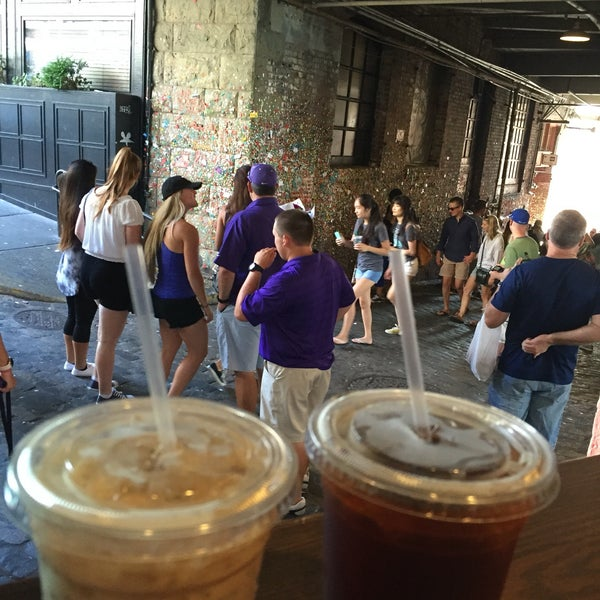 Photo taken at Ghost Alley Espresso by Sam F. on 8/13/2016