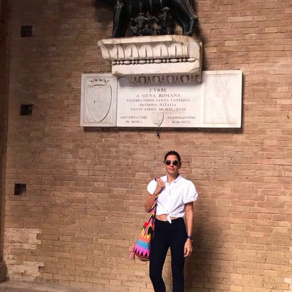 Photo taken at Siena by Sevil🦄 on 10/8/2017