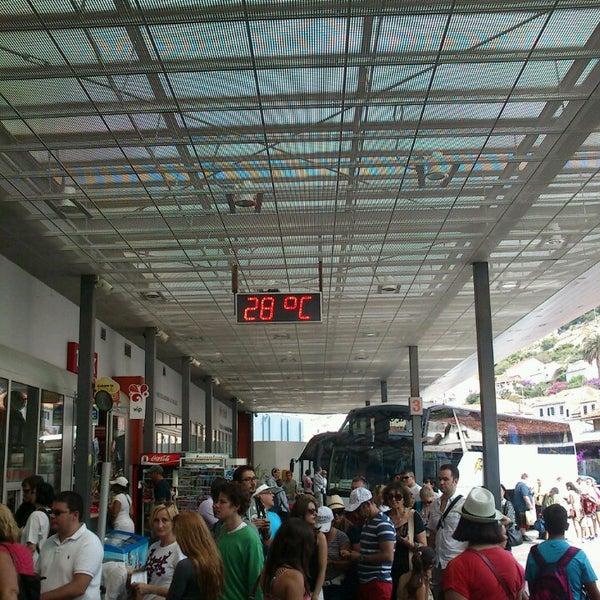 Photo taken at Autobusni Kolodvor Dubrovnik | Dubrovnik Bus Station by Tatiana S. on 6/30/2013