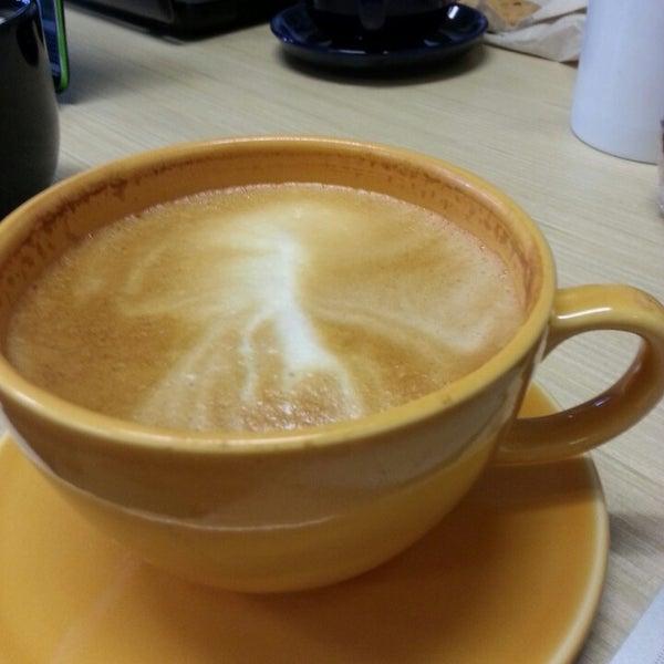 Photo taken at Accelerando Coffee House by Christian B. on 4/27/2013