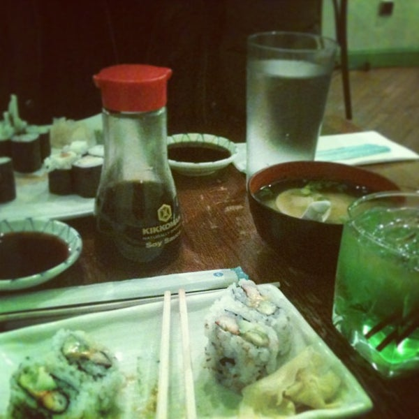 Photo taken at Noodle Cafe Zen by Shani on 12/31/2012