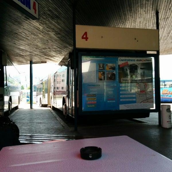 Photo taken at Autobusna stanica by Joerg R. on 7/5/2014