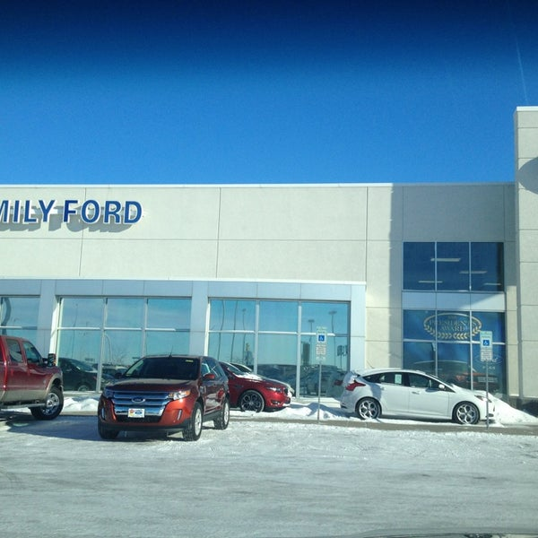 Photos at Luther Family Ford - Auto Dealership in Fargo