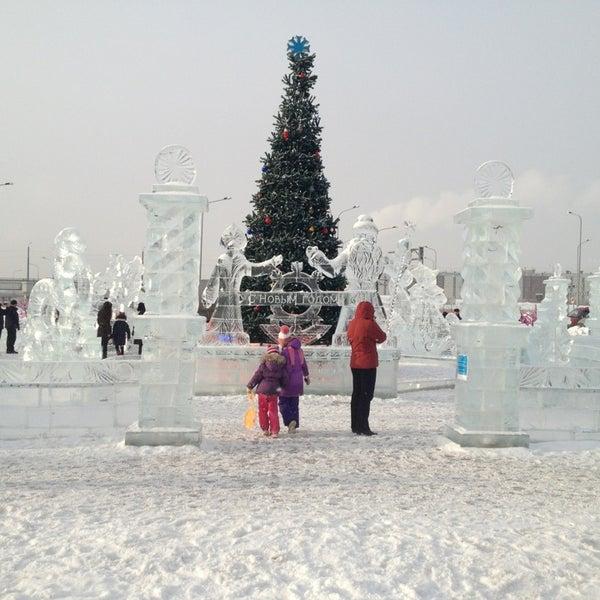 Снимок сделан в ТРК «Северный Молл» пользователем Olga S. 2/3/2013