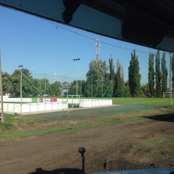 Photo taken at Kisvárda by Peter R. on 8/29/2014