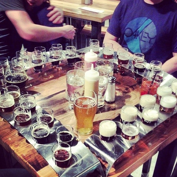 Photo taken at 10 Barrel Brewing by Kayla M. on 11/21/2013