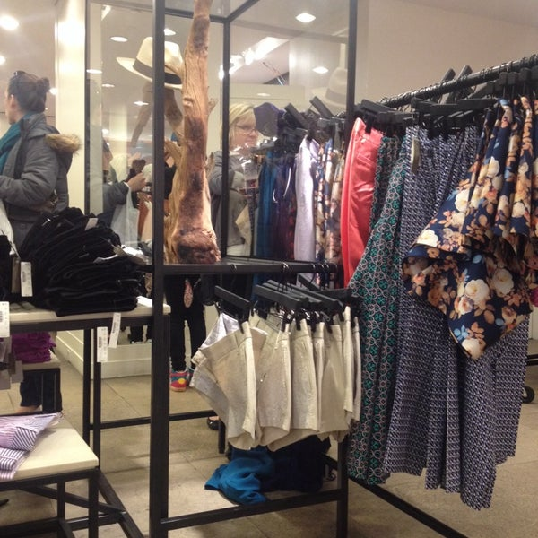 Photo taken at J.Crew by Mikhail D. on 3/22/2014