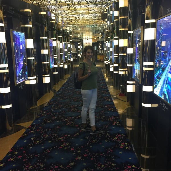 Photo taken at Seven Luck Casino by Hatice B. on 8/14/2016