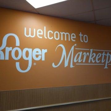 Photo taken at Kroger Marketplace by Josh M. on 3/4/2017