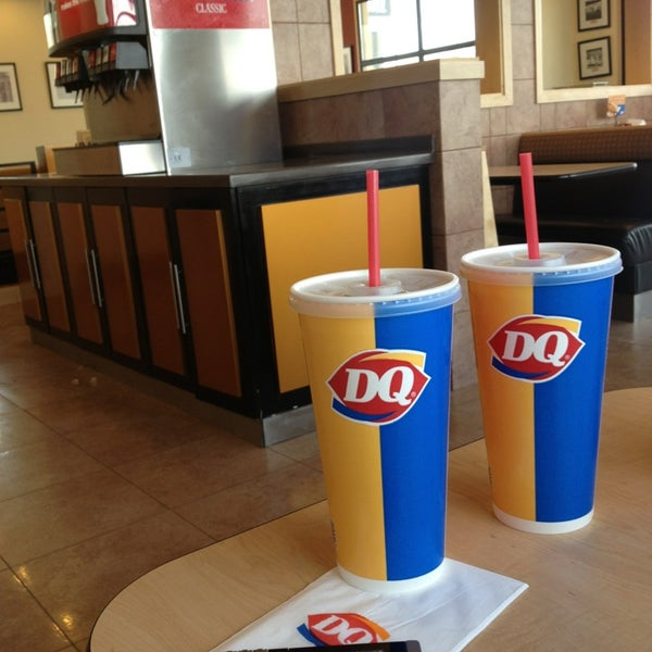 Photo taken at Dairy Queen by Saudi R. on 6/29/2013