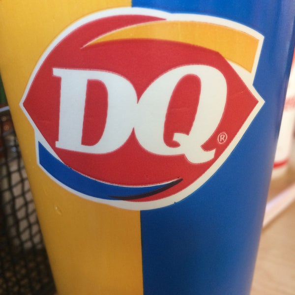 Photo taken at Dairy Queen by Saudi R. on 1/12/2015