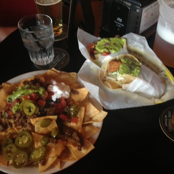 Photo taken at Nick's Crispy Tacos by Jon R. on 7/6/2013