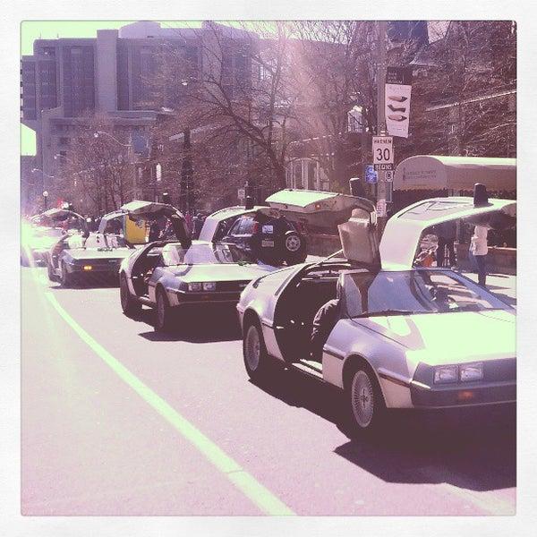 Photo taken at Park Hyatt Toronto by 'Gbenga S. on 3/19/2013