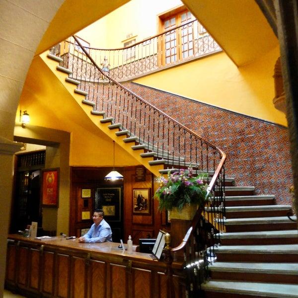 Foto tomada en Hotel Posada Santa Fe por ο πρόξενος ★☭ el 8/19/2018