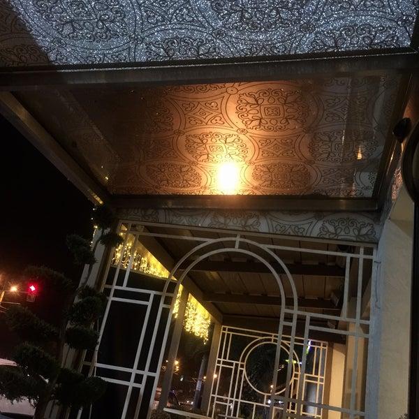 2/20/2017 tarihinde Sümeyye C.ziyaretçi tarafından Anjer Hotel Bosphorus'de çekilen fotoğraf